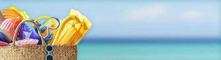 Werben Sie mit Ihrem Logo am Strand - Qualitätswerbeartikel im Saalfrank Onlineshop