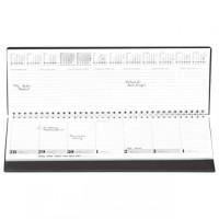 Tischkalender mit werbung bedrucken saalfrank for Schreibtisch querkalender 2018
