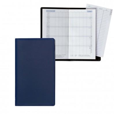 Pocketdata 2019, Geheftet Blau