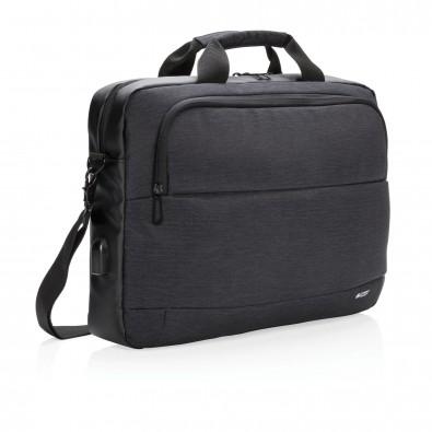 """15"""" Laptop-Tasche, schwarz"""