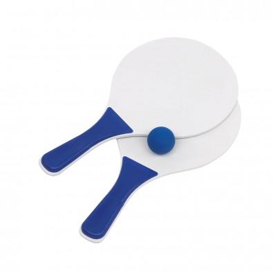 Beachball-Spiel Summer, Blau/Weiß