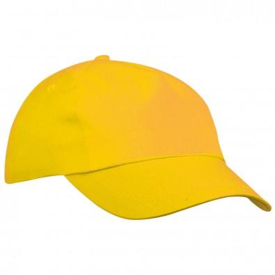 Sport-Cap Basket gelb