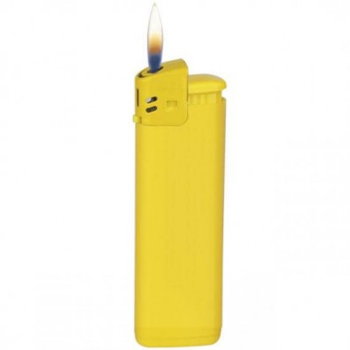 Piezo-Feuerzeug Prestige, Gelb