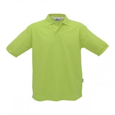 Original Slazenger Polo-Shirt Lime | XXL