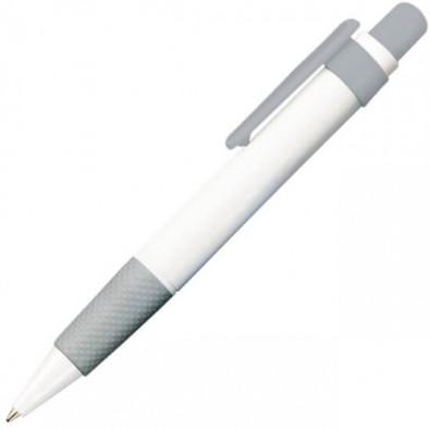 Senator® Big Pen Kugelschreiber Weiß/Grau
