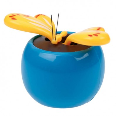 Solar - Wackelfigur Schmetterling