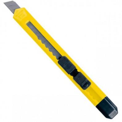 Cutter-Messer Mini, Gelb