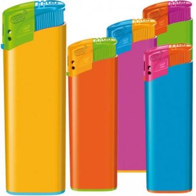 Werbefeuerzeuge Colour, farblich sortiert