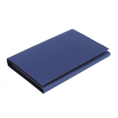 Memosticker mit Rechner, Blau