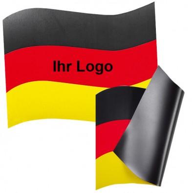 Deutschland Magnetfahne