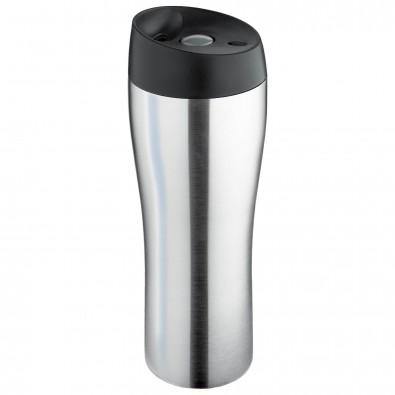 Original Isosteel® Vakuum-Isolierbecher Silber