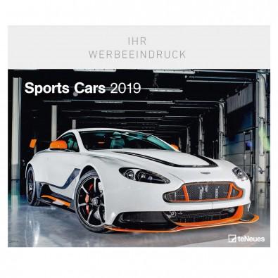 Bildkalender Sports Cars 2019