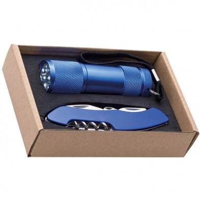 Geschenkset Cut  Light, Blau