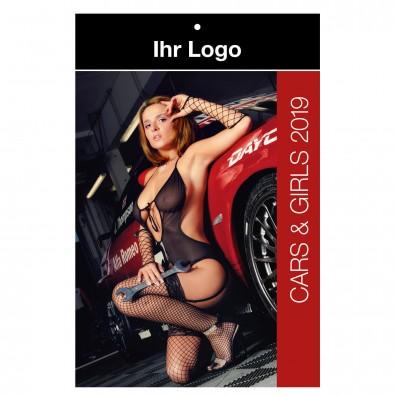 Bildkalender Cars & Girls 2019