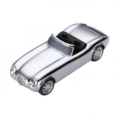 Troika® 50er Jahre Roadster Road Star, Silber