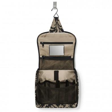 Original Reisenthel® toiletbag, Baroque Taupe, Grau