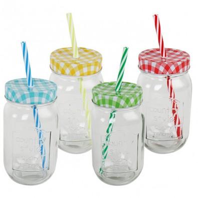 Trinkglas 4er Set, Trinkglas 4er Set