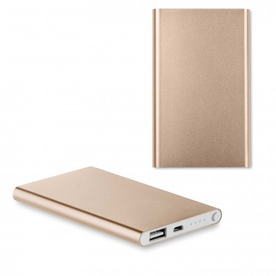 Powerbank Energy 4.000 mAh, champagner