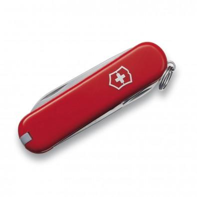 Original Victorinox Taschenmesser Rally, 9 Funktionen Rot