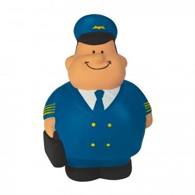 Anti-Stress-Figuren Pilot Bert ®