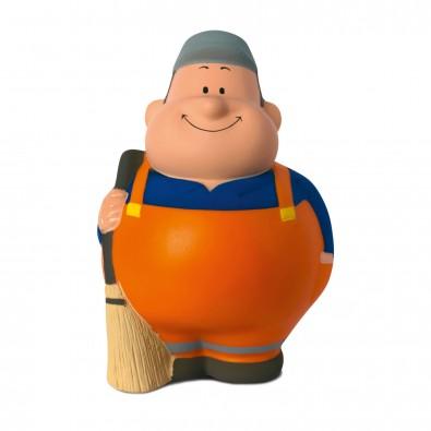 Anti-Stress-Figuren Straßenreiniger Bert ®
