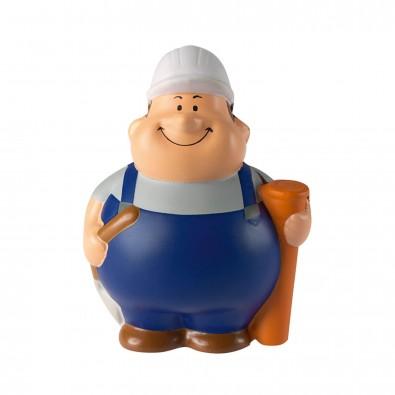 Anti-Stress-Figuren Tiefbauer Bert ®