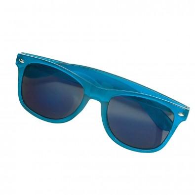Sonnenbrille Sunshine verspiegelt, Blau