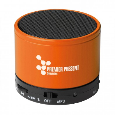 Bluetooth-/MP3-Lautsprecher Soundbox Orange