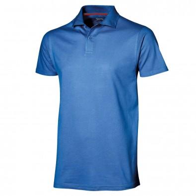 Original Slazenger Herren Polo-Shirt Advantage Classic Royal Blue | M