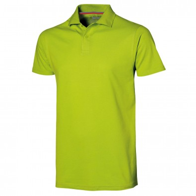 Original Slazenger Herren Polo-Shirt Advantage Apple Green | M