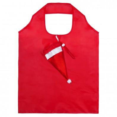 Faltbare Einkaufstasche Santa Claus