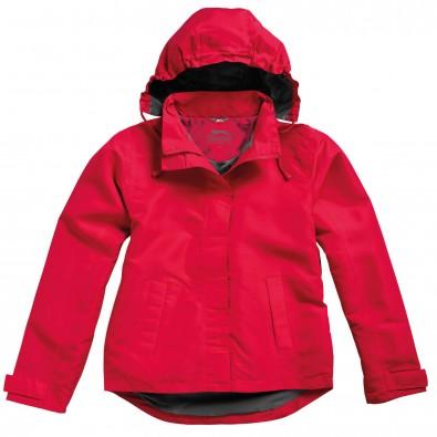 Original Slazenger Damen Jacke Top Spin Rot | M
