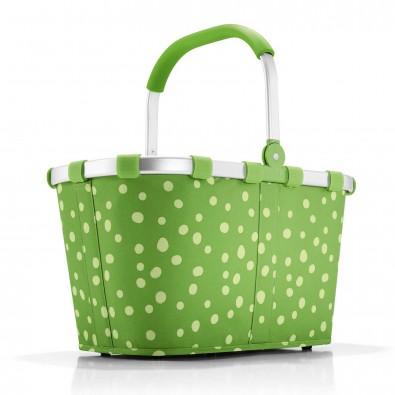 Original Reisenthel® CarryBag Spots Green, Grün