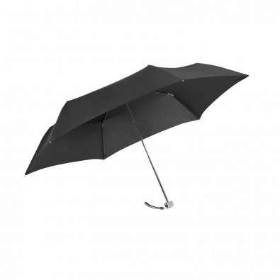 Original Samsonite® Mini-Taschenschirm Rain Pro Flat, Schwarz