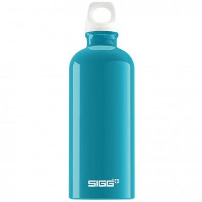 SIGG Alu-Trinkflasche 0,6L, Aqua