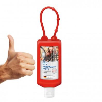 Bumper Handwaschpaste, 50 ml, Rot