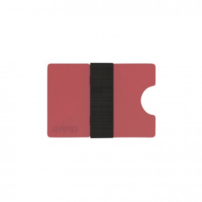 Mini-Portemonnaie iWallet Compact Rot