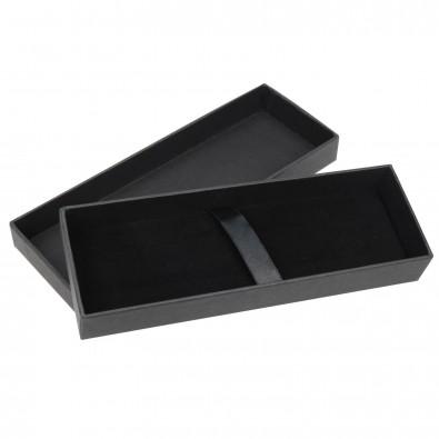 Kugelschreiber Etui, stabile Kartonbox