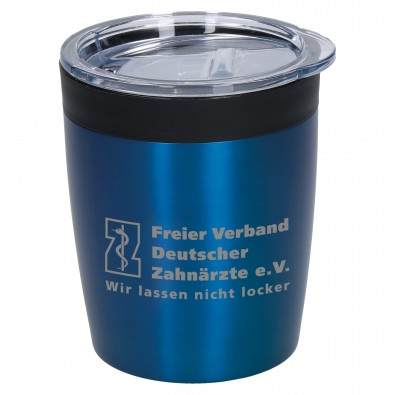 Thermobecher Barista, Blau