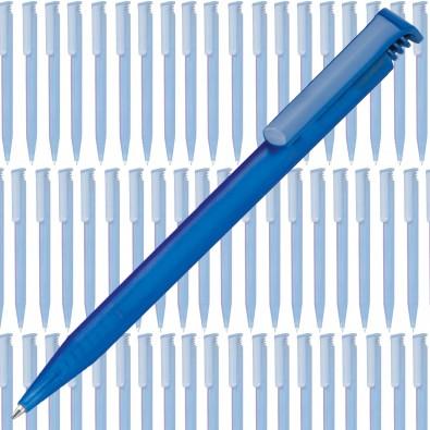 Senator® Kugelschreiber-Spar-Set 300-teilig Blau-Frosted