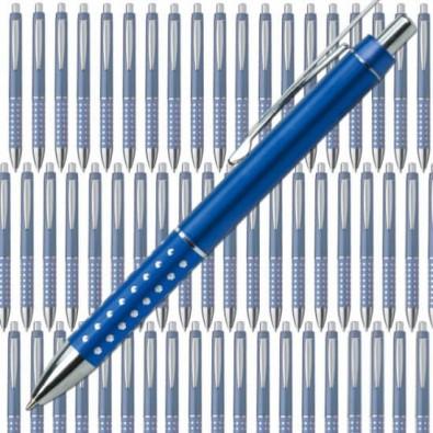 Werbe-Set: 300 Kugelschreiber Hollywood, Blau