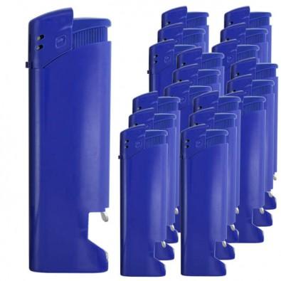 Werbe-Set: 500 Werbefeuerzeuge im Set Blau