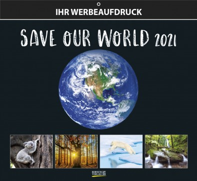 Bildkalender Save our World 2020