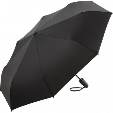 FARE® Mini-Taschenschirm Color Reflex, Schwarz
