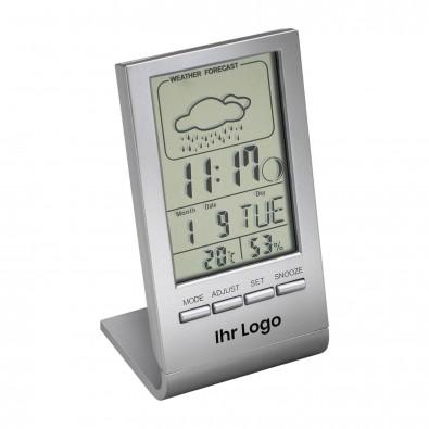 Alarmuhr mit Thermometer REFLECTS-DRANFIELD