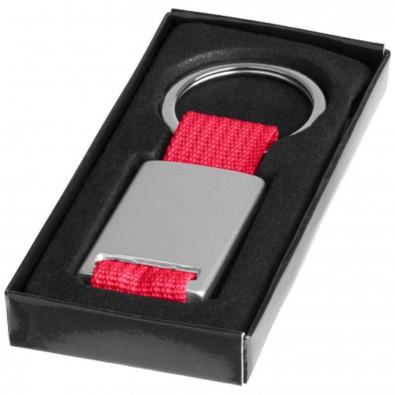 Alvaro Schlüsselanhänger, rot
