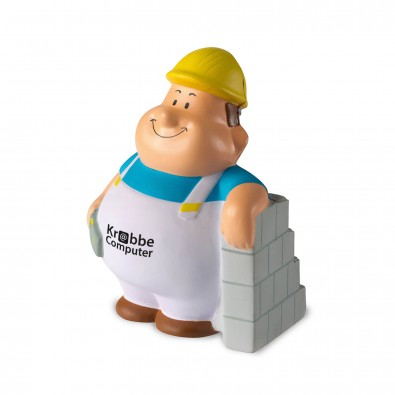 Anti-Stress-Figuren Maurer Bert ®