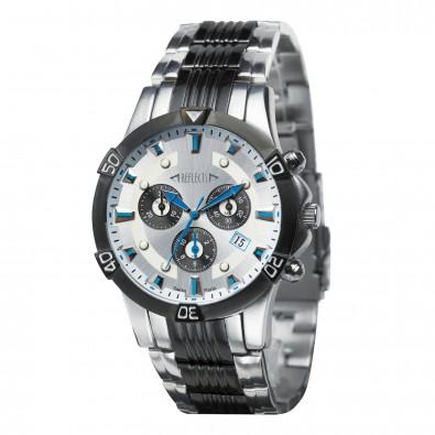 Armbanduhr REFLECTS-CHRONO IV, blau