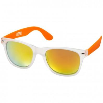 California Sonnenbrille, orange,transparent