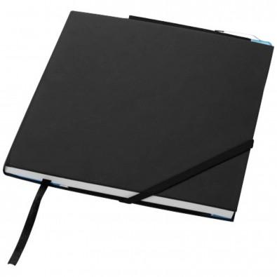 Delta quadratisches Notizbuch